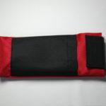 Red-Black sleeve