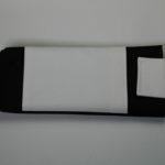 Black-White sleeve