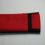 Black-Red sleeve